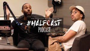 Chuckie Addresses Jammer. Skepta vs Wiley? || Halfcast Podcast