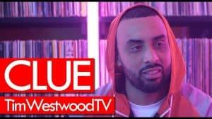 Clue on new EP, Goodfellaz, Megaman, Cadet, meeting Jay-Z, headline show – Westwood
