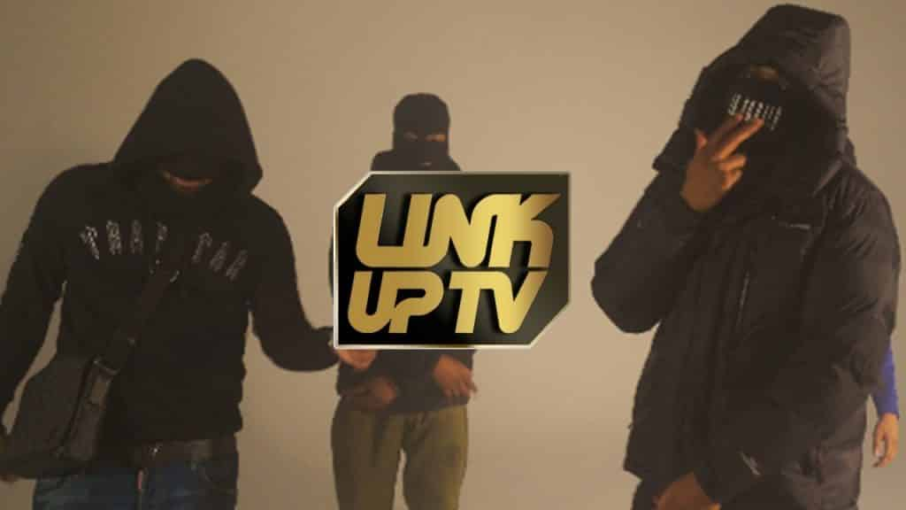 Harlem Spartans (Blanco & Bis) x IC9 (B.R.Y x Qwalo) – Blame The Game [Music Video] | Link Up TV