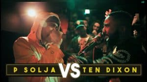 P SOLJA VS TEN DIXON | Don't Flop Grime Clash