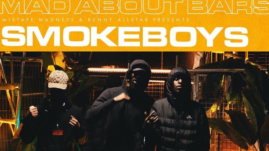 Smoke Boys – Mad About Bars w/ Kenny Allstar [S4.E1] | @MixtapeMadness