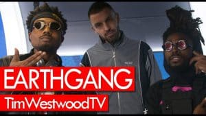 EARTHGANG on Outkast, Dreamville, Atlanta, weed strain, new album, tour – Westwood