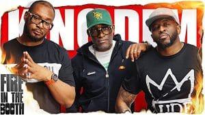 Fire In The Booth Special – Ty, Rodney P, Blak Twang aka Kingdem