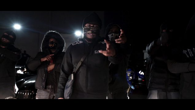 IC9 (Qwalo x BRY) Run A Man Down (Music Video) | @MixtapeMadness