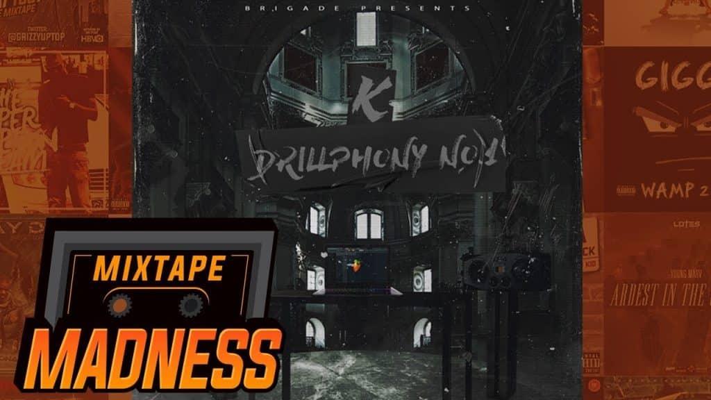 Kayman – Drillphony No.1 [The Beat Tape] | @MixtapeMadness