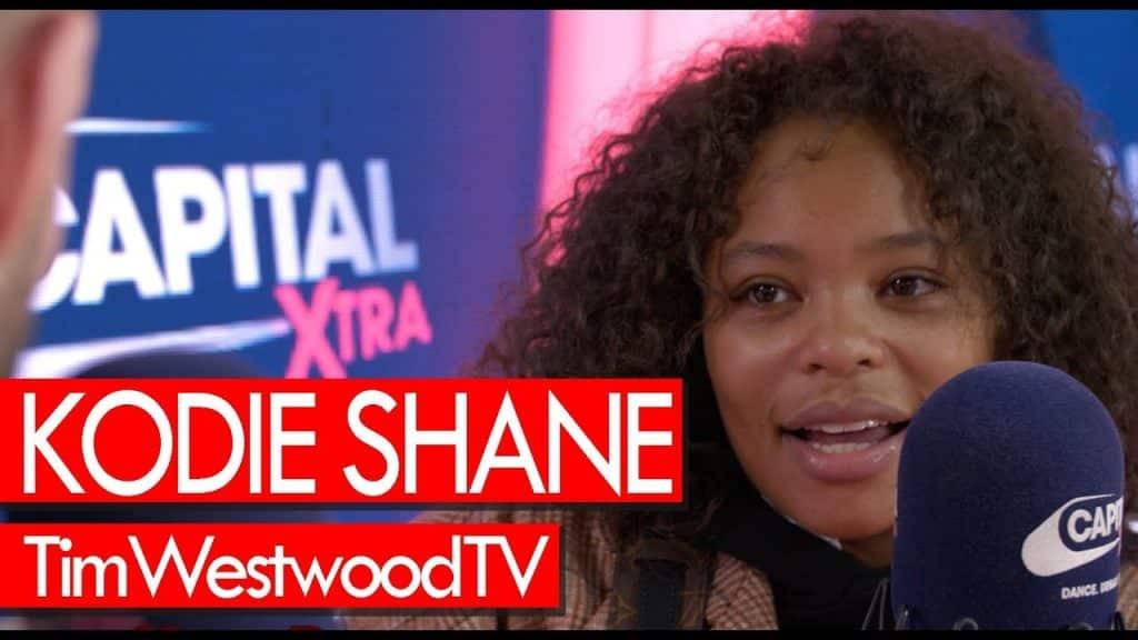 Kodie Shane on Young HeartThrob, Lil Yachty, Sailing Team, London – Westwood