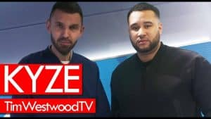 Kyze on Marathon, time away when Giggs blew up, En Route, bottle challenge – Westwood