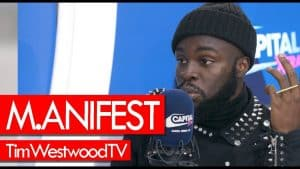 M.anifest on Ghana, Sarkodie, Burna Boy, Kwesi Arthur, conscience rap, music journey – Westwood