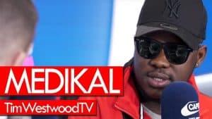 Medikal on Ghana, Sarkodie, Shatta Wale, AMG, Davido, UK – Westwood