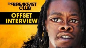 Offset Forgets Who He Is on The Breakfast Club