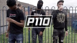 P110 – TR x Jardie xTG x Relly – Sauce [Music Video]