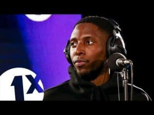 Samm Henshaw – U Remind Me in the 1Xtra Live Lounge