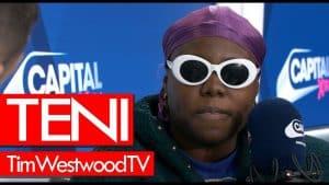 Teni on Nigeria, Wizkid, Askamaya, crazy London show, getting discovered, new music – Westwood