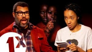 """""""There's a connection…!"""" Jordan Peele on Us and Get Out theories."""