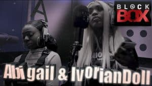 Abigail & IvorianDoll    BL@CKBOX S16    Ep. 26