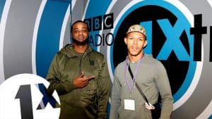 All In One – Sounds of the Verse on BBC Radio 1Xtra