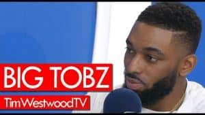 Big Tobz on Baby Girl, Cadet, ZeZe, Walthamstow – Westwood