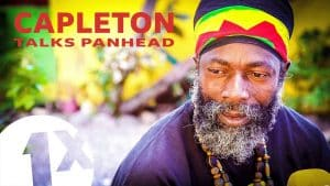 Capleton talks about his friend and fellow artist Panhead (1Xtra in Jamaica 2019)