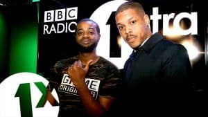 Cookie – Sounds of the Verse on BBC Radio 1Xtra