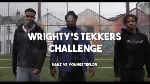 Ian Wright x Ramz x Youngs Teflon | Wrighty's Tekkers Challenge | EP 3: SBTV