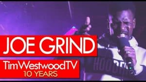 Joe Grind freestyle – Tim Westwood TV over 10 Years Celebration
