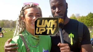 Link Up TV Talent Hunt (Hyde Park) Hosted By Harry Pinero