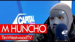 M Huncho on Utopia, Birds, mask, UK scene, Nafe Smallz, label – Westwood