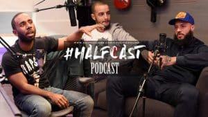 """Men Don't Talk Enough"" || Halfcast Podcast"