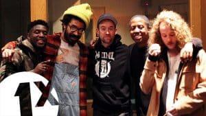 Moses Boyd – On The Spot with Femi Koleoso, Kwake Bass, Richard Spaven and Joe Armon-Jones