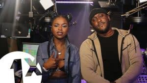Nadia Rose – Voice Of The Streets Freestyle W/ Kenny Allstar on 1Xtra