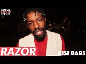 Razor – Just Bars Freestyle [@ReallyRazor]