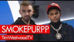 Smokepurpp with half million drip! On drugs, Lil Pump, Kanye, Gucci Mane, lean