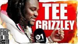 Tee Grizzley – Fire In The Booth pt1
