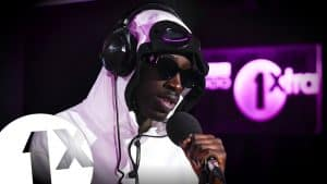Unknown T – Throwback in the 1Xtra Live Lounge