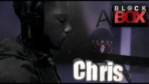 Chris || BL@CKBOX S16 || Ep. 133