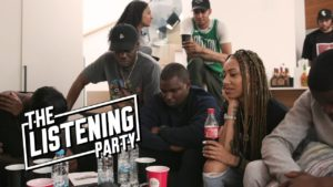 Digga D – Double Tap Diaries | The Listening Party