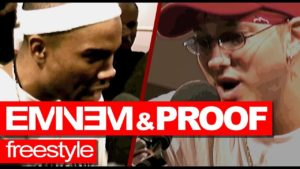 Eminem & Proof freestyle rare NEVER HEARD BEFORE! (Animated Video) Westwood
