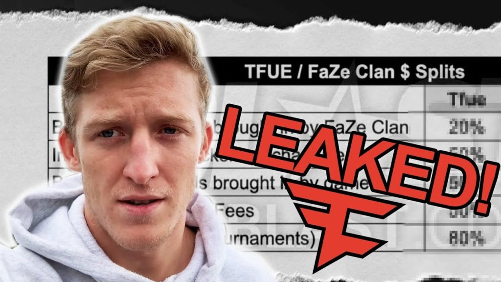FaZe Tfue Contract LEAKED! The Truth About FaZe Clan & Tfue