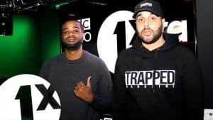 Grim Sickers  – Sounds of the Verse on BBC Radio 1Xtra