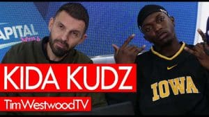 Kida Kudz on Jiggy Bop, B Young & 079 Me, Snack, Burna Boy, Olamide – Westwood