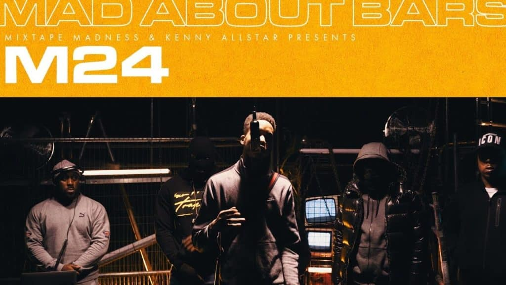 M24 – Mad About Bars w/ Kenny Allstar [S4.E12] | @MixtapeMadness