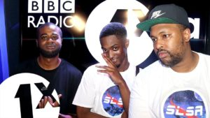 Mez bars with Sir Spyro on 1Xtra