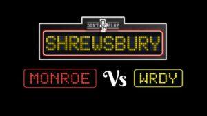 MONROE VS WRDY | #HOMETEAMVSTHEVISITORS | Don't Flop Rap Battle