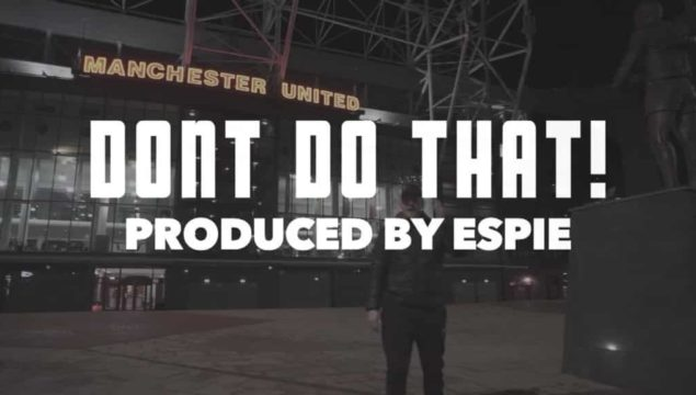 Ozone Media: Ambitious – Don't Do That [OFFICIAL VIDEO]