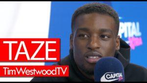 Taze on Head Shoulders, Drill, Russ, UK scene – Westwood