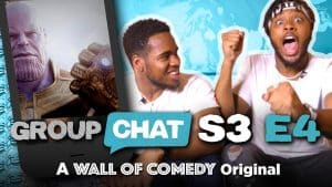 """""""That SLAP was from THANOS… it was power"""" 