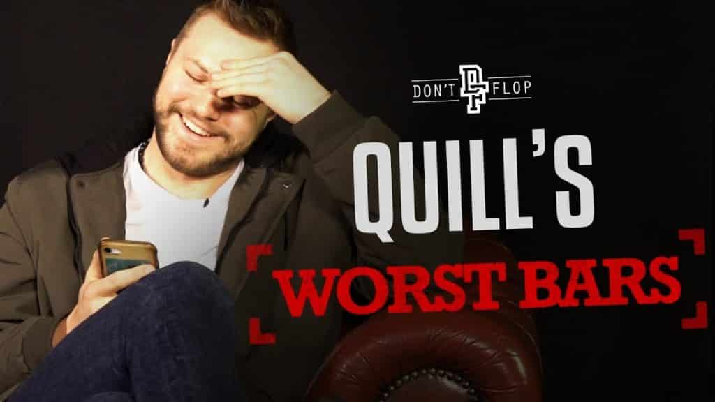 What are the worst bars Quill has ever said? | Don't Flop TV