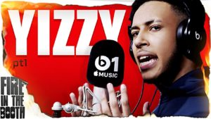 Yizzy – Fire In The Booth