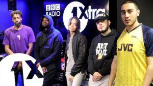 Aaze, Razor, Kabz and Frankie StayWoke set for Sir Spyro on BBC 1Xtra