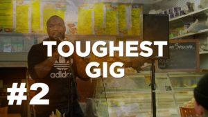AXEL BLAKE'S 'TOUGHEST GIG'   EP2